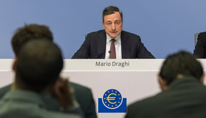 ECB President To Possibly Ramp Up Quantitative Easing
